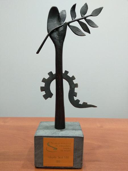 premio al trabajo social S. XXI